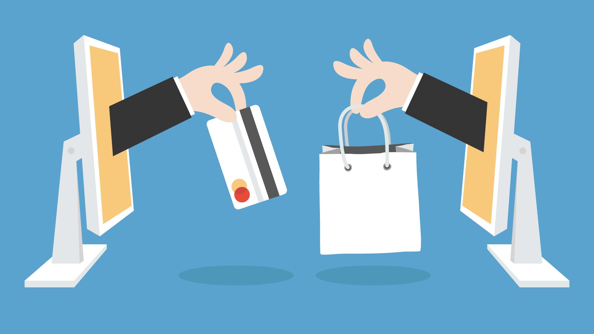 10 مرحله یک خرید امن اینترنتی