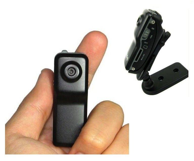 مقایسه دوربین پلاستیکی و فلزی MD80