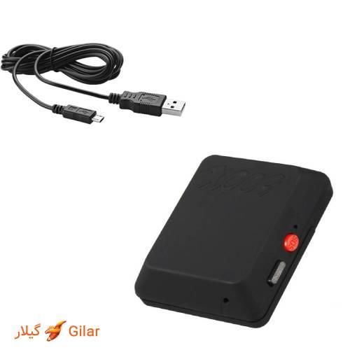 انتقال صداهای ضبط شده از دستگاه شنود سیم کارتی از طریق یو اس بی
