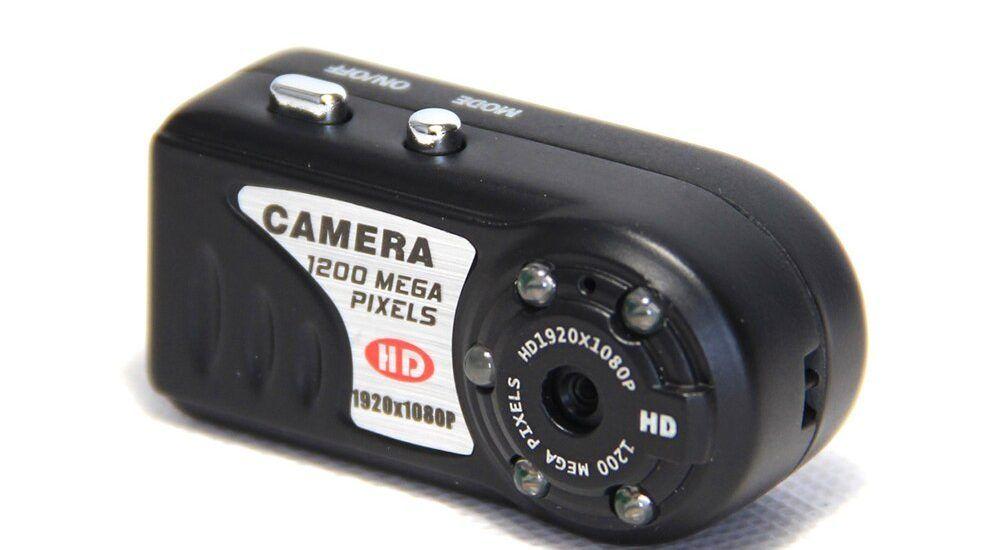 راهنمای استفاده از دوربین فیلم برداری کوچک مینی دی وی T8000