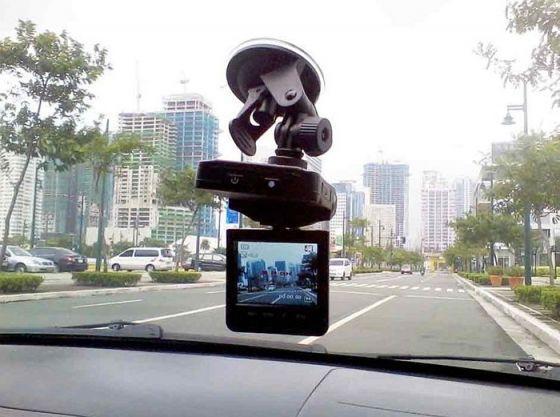 دوربین داشبوردی خودرو