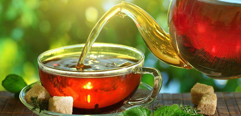 قوانین درست دم کردن چای