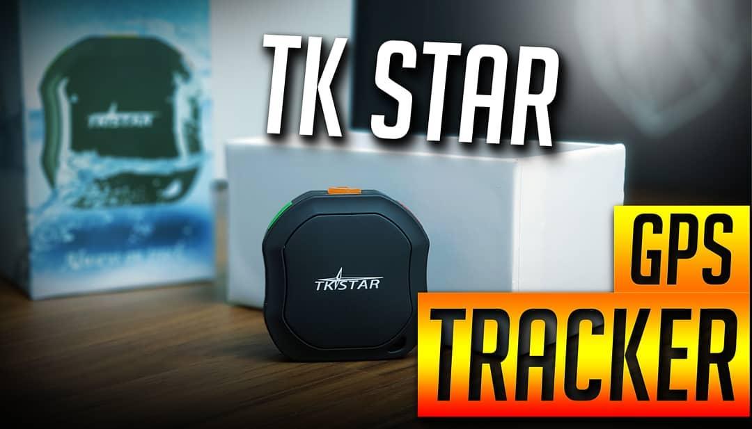 راهنمای ویدیویی ردیاب TK Star