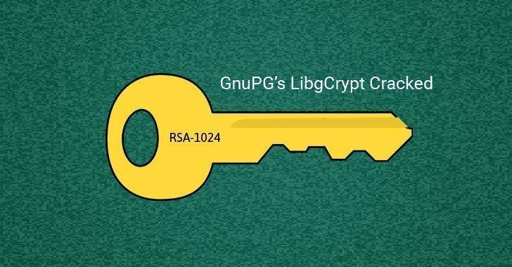 پیاده سازی الگوریتم رمزنگاری ۱۰۲۴ بیت RSA