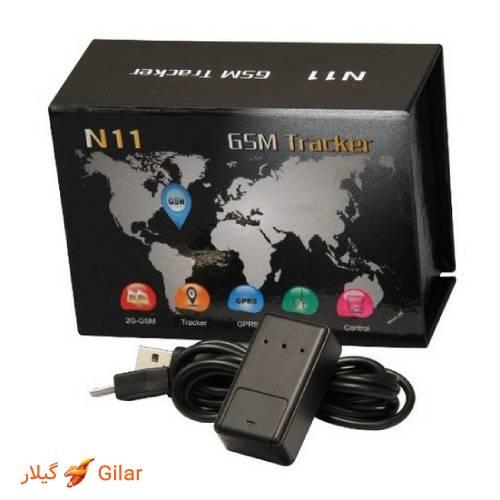 دستگاه شنود N11 مجهز به GSM و GPRS