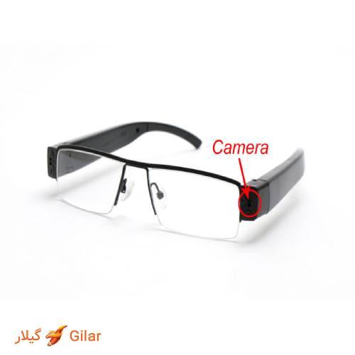 عینک طبی با دوربین مخفی فول اچ دی