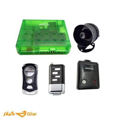 سنسورهای دزدگیر خودرو زنوتیک