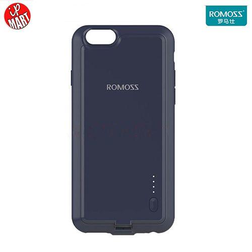 کاور شارژ روموس مدل Encase 6S ظرفیت 2000 میلی آمپر – محافظ و پاور بانک مخصوص موبایل iPhone 6/6S