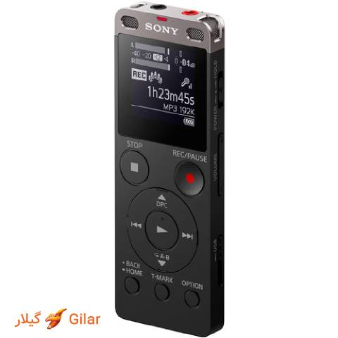 دستگاه ضبط صدای سونی دارای پورت USB