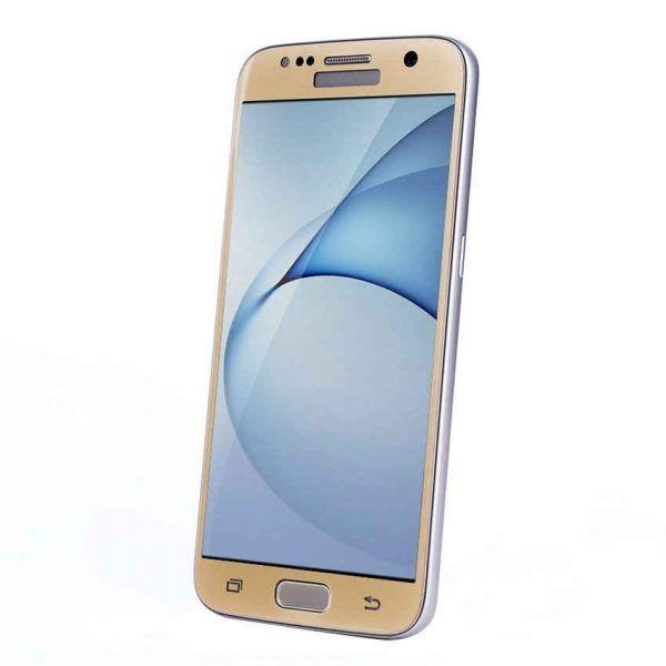 محافظ صفحه نمایش شیشهای موکول مدل 3D Cover - مناسب برای موبایل سامسونگ گلکسی S7