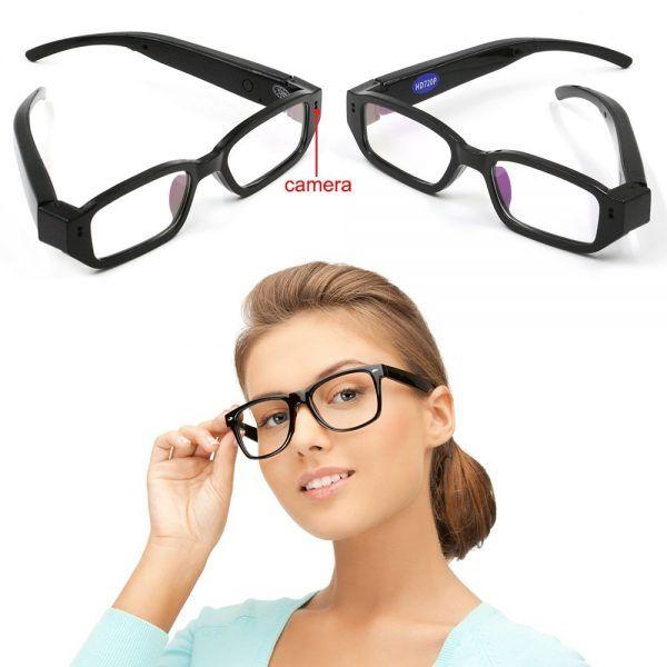 عینک دوربین دار طبی HD