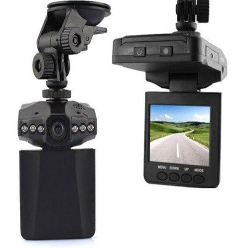 دوربین داشبوردی با LCD تاشو - دید در شب و سنسوردار