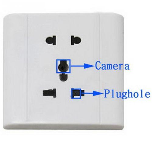 پریز برق دوربین دار - فیلمبرداری مخفیانه در منزل و محل کار