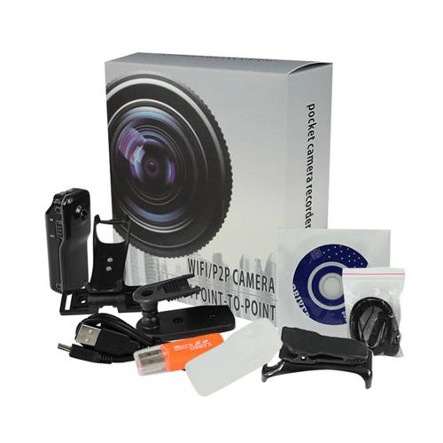 دوربین مینی دی وی وای فای MD81-S - دوربین انتقال تصویر با وای فای و اینترنت