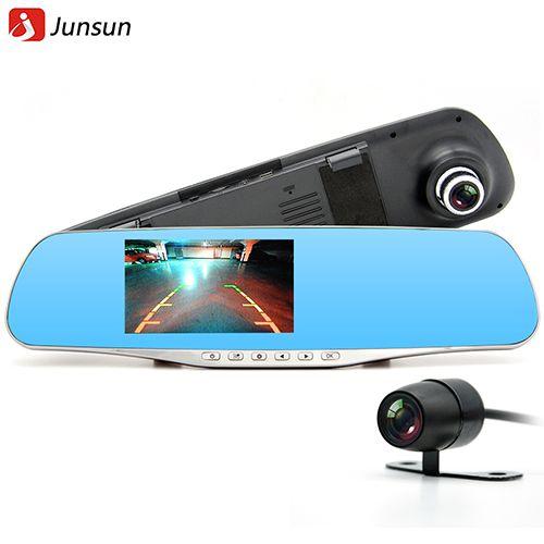 آینه دوربین دار ماشین - با قابلیت عکاسی، فیلمبردرای و ضبط صدا