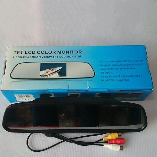آینه دوربین دار خودرو - آینه شیشه جلوی ماشین مجهز به دوربین و ضبط صدا
