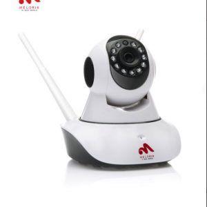 دوربین مداربسته بیسیم ملورین با امکان برقرارنمودن  تماس صوتی  دوطرفه.jpg