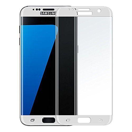 محافظ صفحه نمایش شیشهای نمپرد مدل Full Cover - مناسب برای گوشی موبایل سامسونگ Galaxy S7 Edge