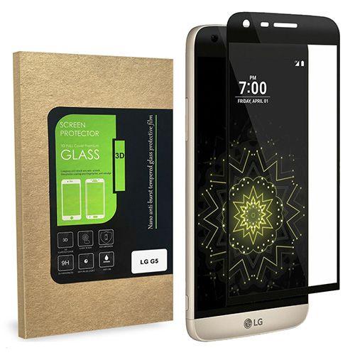 محافظ صفحه نمایش شیشهای تمپرد – مناسب برای گوشی موبایل LG G5