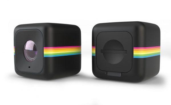 Polaroid Cube Camera Black دوربین کوچک دوربین پولاروید دوربین کامپکت دوربین