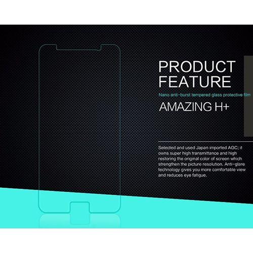 محافظ صفحه نمایش اچ آنتی برست نیکلین شیشهای – مناسب برای گوشی سامسونگ نوت ۵