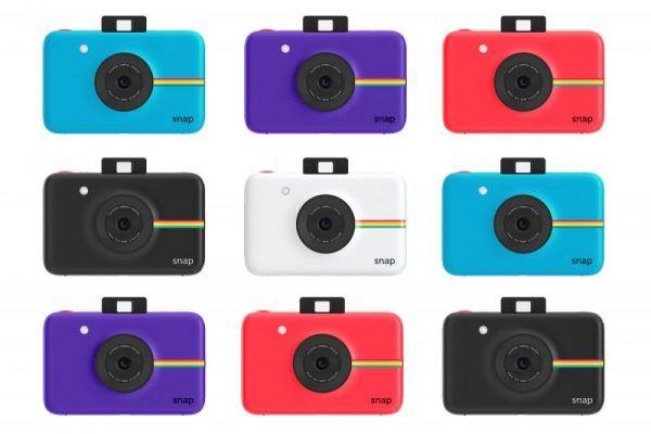 Polaroid Snap touch دوربین کوچک دوربین پولاروید دوربین کامپکت دوربین خرید دوربین اسنپ تاچ
