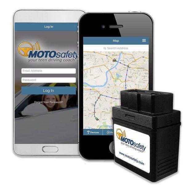 ردیاب خودرو با فناوری جی پی اس Motosafty