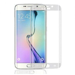 محافظ صفحه نمایش شیشهای نمپرد مدل Full Cover مناسب برای گوشی موبایل سامسونگ Galaxy S7 Edge