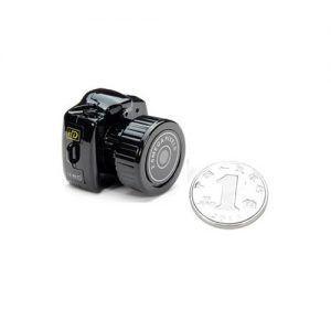 دوربین بسیار کوچک مدل Y2000 طرح DSLR – دوربین عکاسی و فیلم برداری
