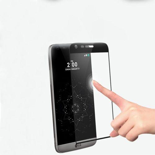 محافظ صفحه نمایش شیشهای تمپرد مناسب برای گوشی موبایل LG G5