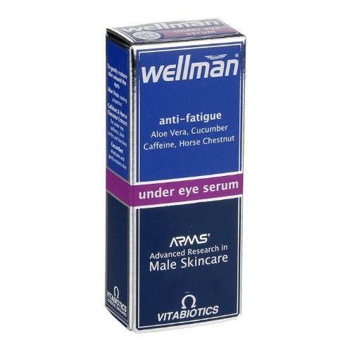 سرم خستگی زیر چشم مردانه ولمن حجم ۱۵ میلی لیتر