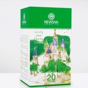 newsha green tea .jpg چای سبز نیوشا چای لاغری نیوشا چای نیوشا