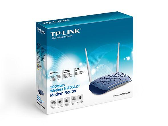 Modem Wireless TP-Link TD-W960N مودم بی سیم بهترین مودم وایرلس انواع مودم وایرلس