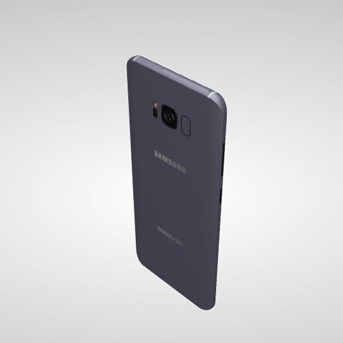گوشی موبایل هوشمند سامسونگ مدل Galaxy S8 Dual SIM