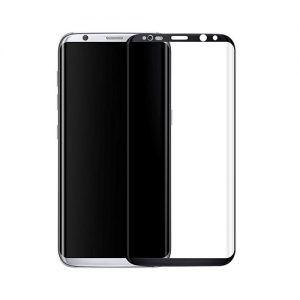 محافظ صفحه نمایش شیشهای تمپرد مدل Full Cover - مناسب برای گوشی موبایل سامسونگ Galaxy S8