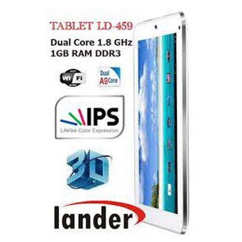 تبلت Lander LD-459 - تبلت سه بعدی لندر ۱۶ گیگابایتی