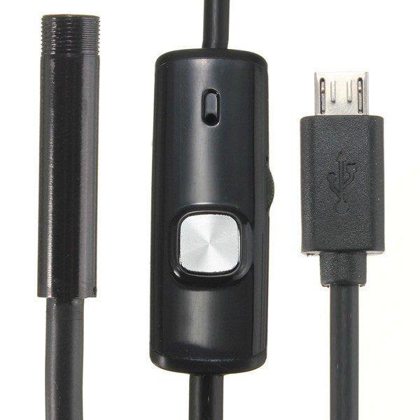 Android and PC Endoscope دوربین شلنگی اندروید دوربین اندوسکوپی اندورید دوربین مخفی