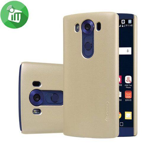 کاور نیلکین مدل Super Frosted Shield - مناسب برای گوشی موبایل ال جی V10