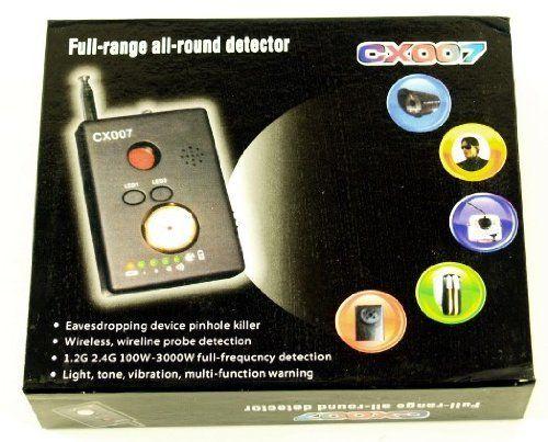CX007 Multi-Detector قیمت دوربین یاب شنود یاب حرفه ای دستگاهشنود یاب قیمت دستگاهشنود یاب