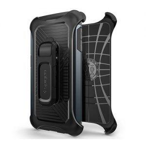 کاور اسپیگن مدل Belt Clip - مناسب برای گوشی موبایل سامسونگ گلکسی S6/S6 Edge