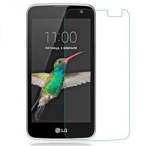 محافظ صفحه نمایش شیشهای آرجی برای گوشی موبایل ال جی