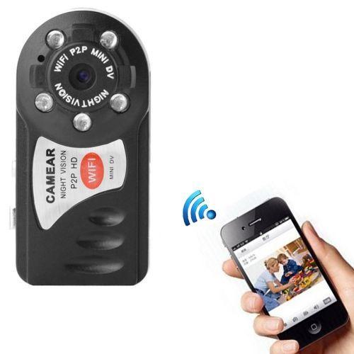 دوربین کوچک فیلم برداری وای فای با کیفیت فول اچ دی