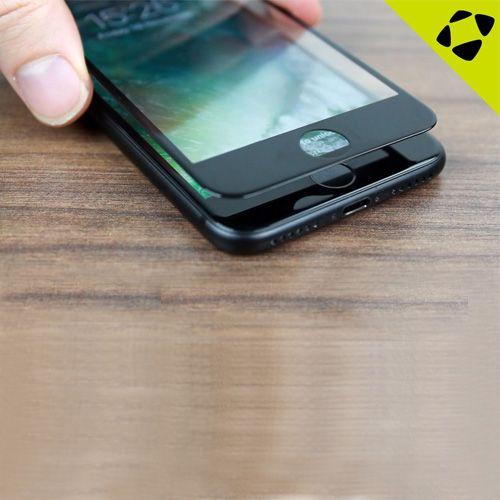 محافظ صفحه نمایش شیشهای مُشی مناسب برای گوشی موبایل آیفون ۷ پلاس