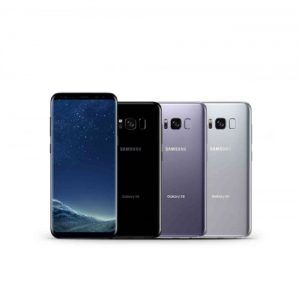 گوشی هوشمند دوسیم کارت Galaxy S8 Dual SIM