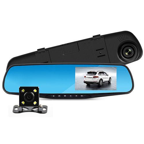 آینه دوربین دار ماشین با قابلیت عکاسی و ضبط صدا