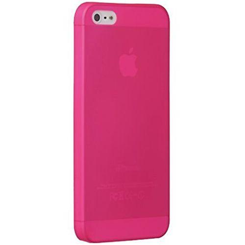 کاور اوزاکی مدل Ocoat 0.3 Jelly 2 In 1 Transparen - مناسب برای گوشی موبایل آیفون 5/5S/5SE