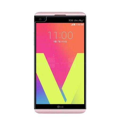 محافظ صفحه نمایش شیشهای تمپرد - مناسب برای گوشی موبایل ال جی V20