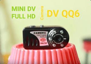 دوربین وای فای کوچک و مخفی