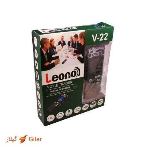دستگاه ضبط صدای لئونو V22 با کیفیت عالی