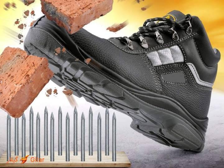 دلایل استفاده از کفش کار